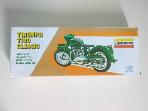 Moto Para Armar Lindberg
