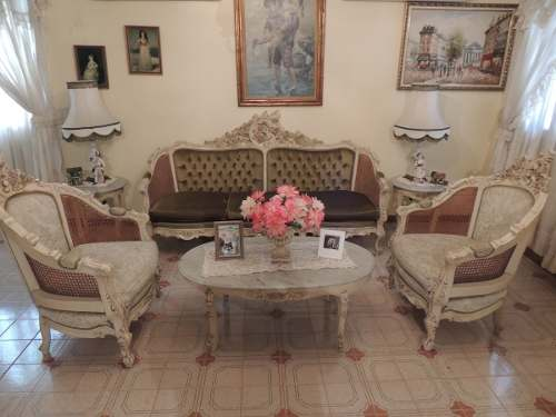 Muebles De Recibo Tipo Luis Xv