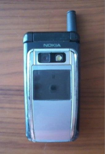 Celular Nokia  De Tapita Para Repuesto O Para Reparar