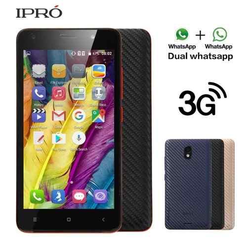Celulares Android Ipro 5 Pulgadas Dual Sim Dual Flash Wss