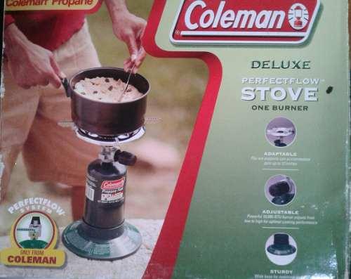 Cocina De Gas Propano Coleman