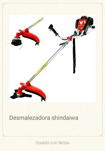 Desmalezadora Shindaiwa