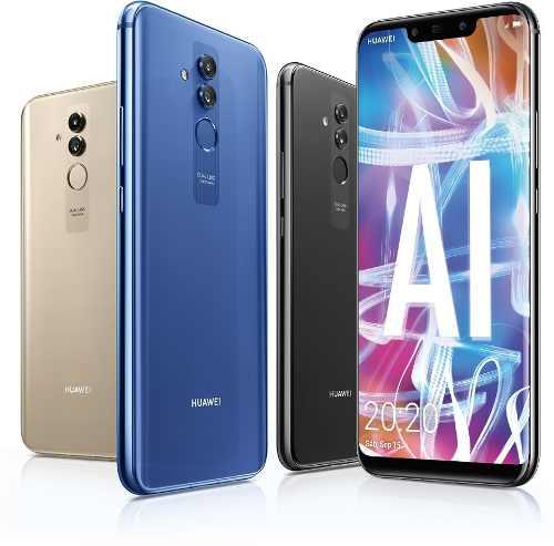 Huawei Mate 20 Lite ¡mercado Líder Platinum!