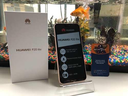 Huawei P20 Lite 4gb De Ram Y 32gb De Rom Ccct 240