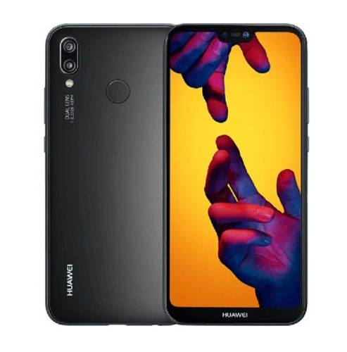 Huawei P20 Lite 4gb Ram / 64gb Interna 16mp Dual Negro (220)
