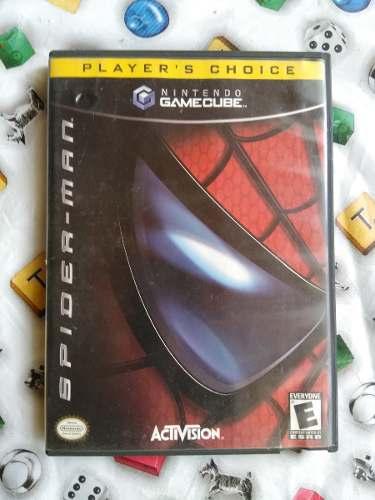 Juegos De Game Cube Spiderman 1 Y 2