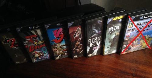 Juegos Originales Para Nintendo Gamecube