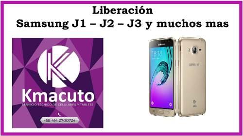 Liberar Samsung J1 J2 J3 Muchos Mas