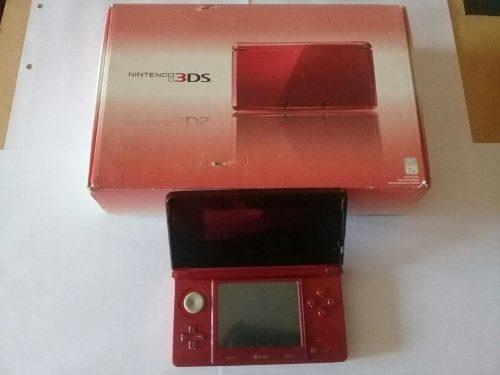 Nintendo 3ds Con Accesorios Y 1 Juego Original.