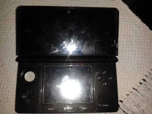 Nintendo 3ds Usado Con Cargador Sin Tarjeta Sd