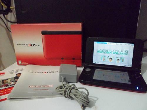 Nintendo 3ds Xl Como Nuevo, 100% Operativo, Sin Detalles.