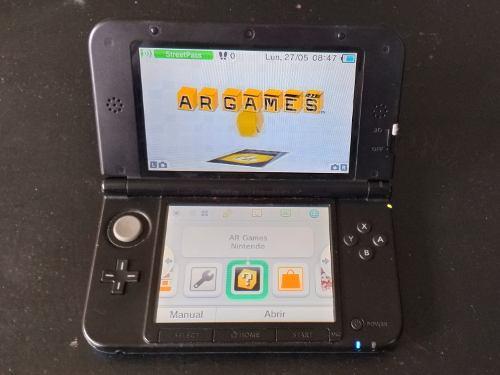 Nintendo 3ds Xl Usado 100 % Operativo