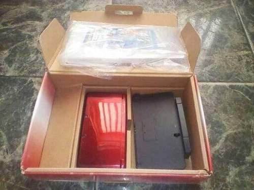 Nintendo Ds 3d Casi Nuevo En Su Caja
