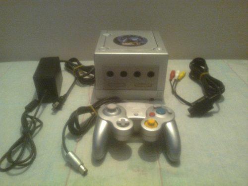 Nintendo Game Cube Platinum (pokemon Xd Gale Of Darkness)