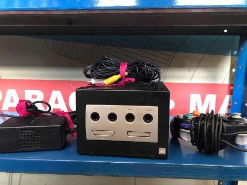 Nintendo Gamecube En Buen Estado Un Control