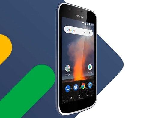 Nokia 1 8gb/1gb De Ram Android 8 Go