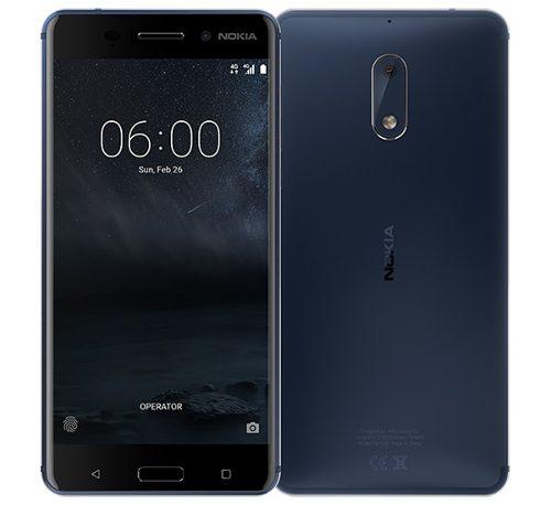 Nokia 6 32gb Rom 3gb Ram Camaras 16mp Tienda Fisica