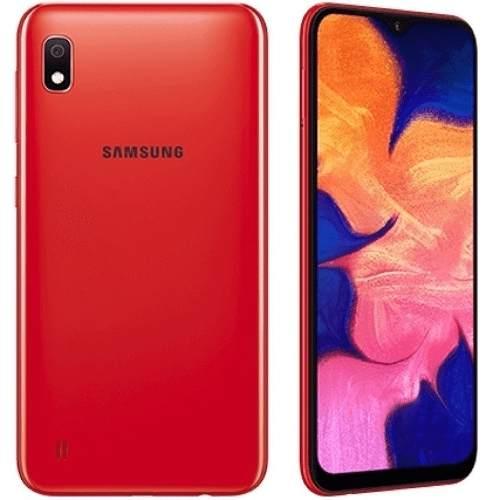 Samsung Galaxy A10 Tienda Física+ Forro Y Vidrio+sd De 32gb