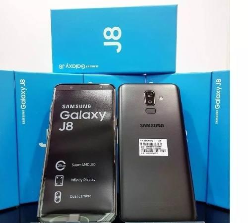 Samsung Galaxy J8 4g 3 Gb Ram 32gb + Micro Sd 32 Gb Incluida