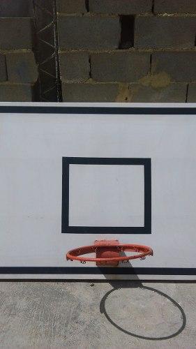 Tablero De Basketball De Fibra De Vidro