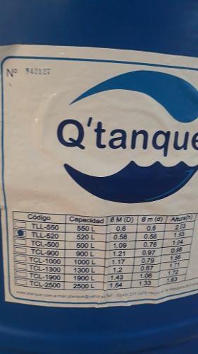 Tanque De Agua Cilindrico De 520 Litros Nuevo