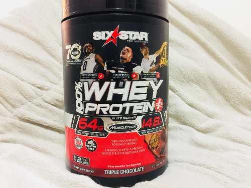 Vaso Mezclador De Whey Protein
