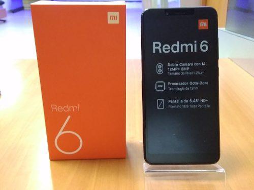 Xiaomi Redmi 6 De 32 Gb...