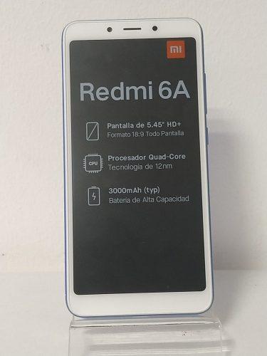 Xiaomi Redmi 6a De 32 Gb...