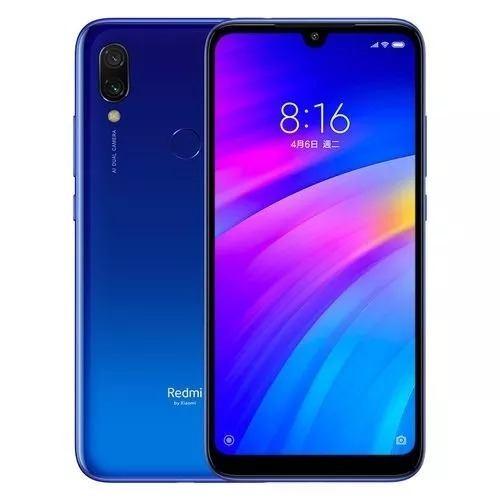 Xiaomi Redmi 7 16gb 2gb Ram 4g Lte Huella Dual Sim Nuevos