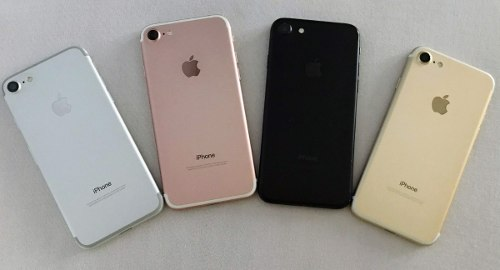 iPhone 7 32gb (g + Vidrio Tienda Chacao 1 Mes