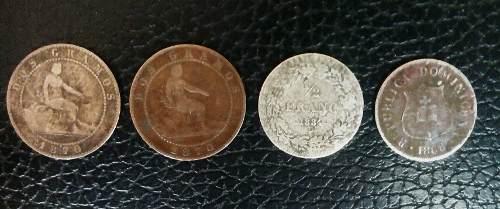 Hermoso Set De Monedas Centenarias