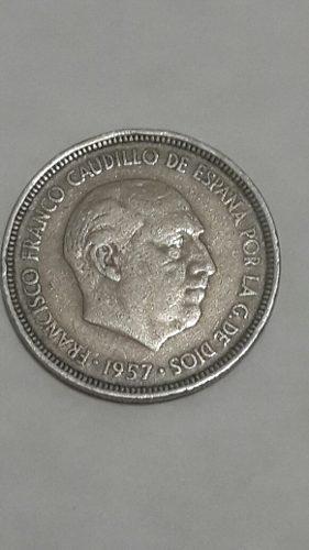 Moneda De Coleccion Francisco Franco De