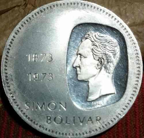 Moneda Doblón Plata Ley 900