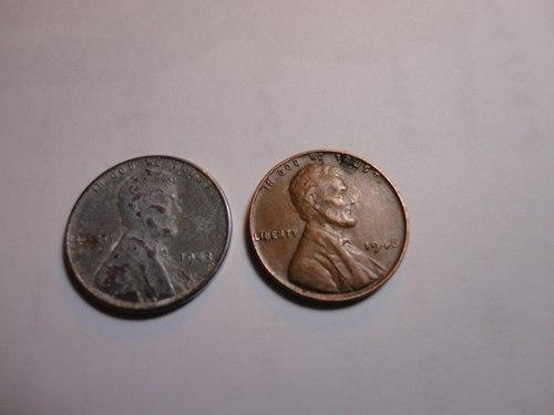 Monedas 1 Centavo
