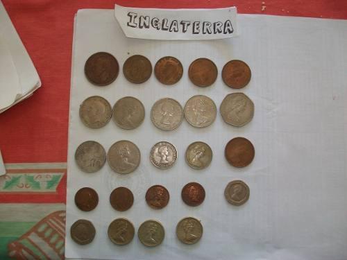 Monedas Antiguas De Inglaterra Para Colecionistas