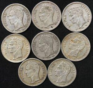 Monedas De Plata Tengo Lote De Mas De 50 Monedas