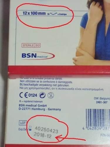 Adhesivos Parches Para Heridas De Todo Tipo