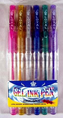 Bolígrafo De Gel Escarchado Para Uñas Variedad De Colores