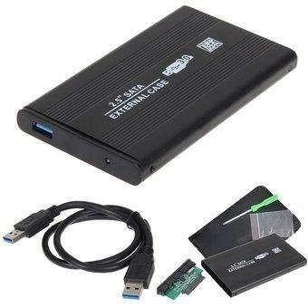 Case Disco Duro 2.5 Laptop A Usb 3.0 Externo Somos Tienda