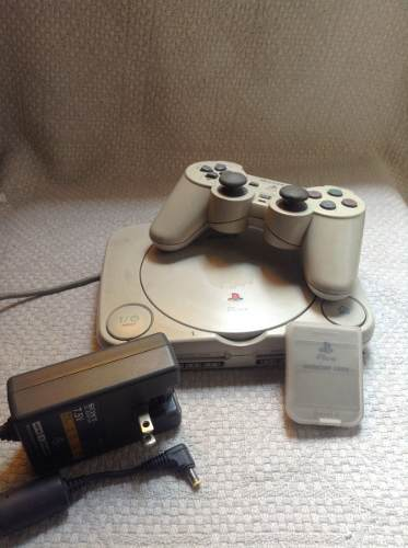 Consola De Nintendo Play Station 1