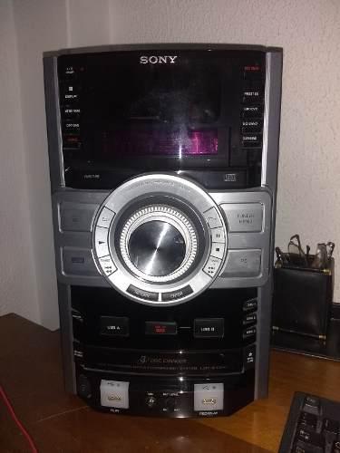 Equipo De Sonido Sony En Buen Estado.