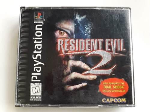 Juego Original De Resident Evil 2 Para Playstation 1