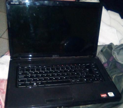 Laptop Dell Inspiron M (placa Mala, Vendo Por Piezas)