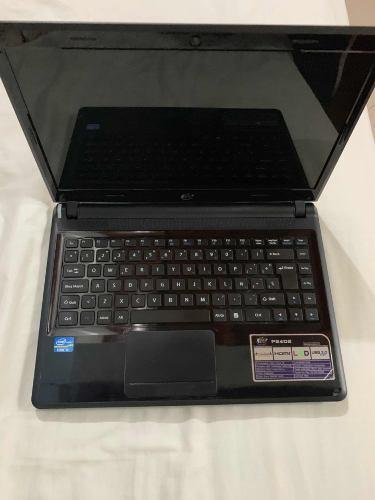 Laptop Intel Core I5, Con 500 Gb Disco Duro, 4gb De Ram