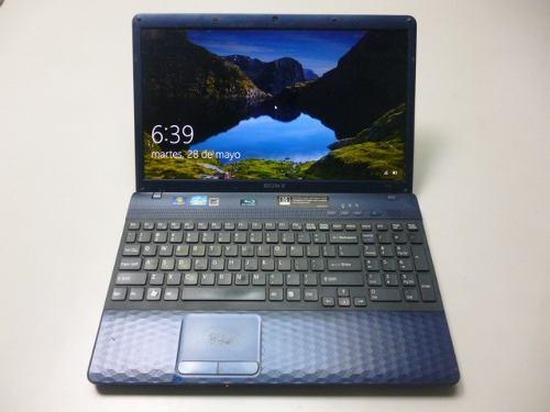 Laptop Sony Vaio Pcg-l