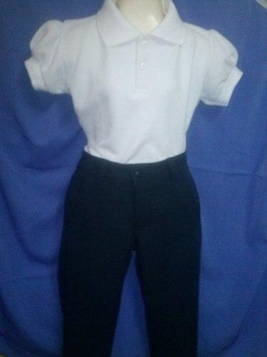 Pantalon Escolar De Niñas Talla 4..6..8