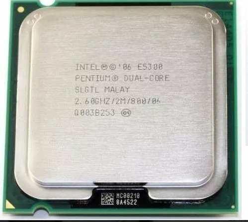 Procesador Dual Core Eghz