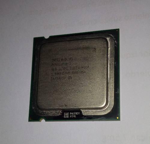 Procesador Intel Pentium D 2.8 Ghz Socket  M/ 800