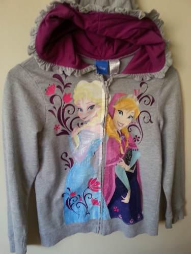 Sweter Para Niñas Con Capuchas Usados Talla 6