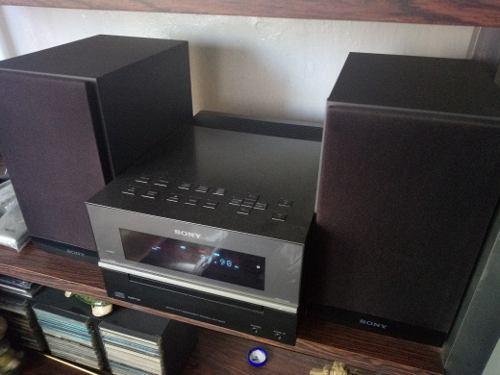 Vendo Equipo De Sonido Sony Cd Mp3 Radio Am Fm